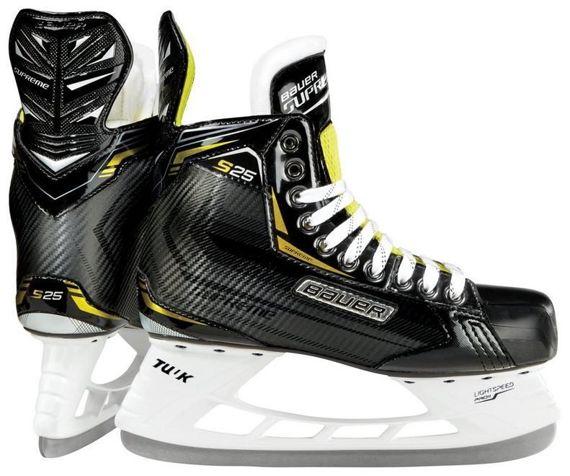 Eishockey Schlittschuhe Bauer Supreme BTH18 S25 JR