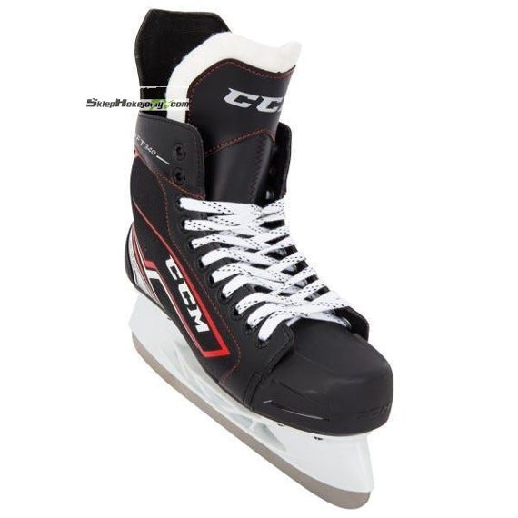Eishockey Schlittschuhe CCM JetSpeed FT340 YTH