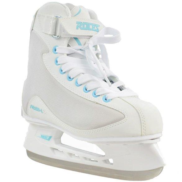 Łyżwy hokejowe Roces RSK 2 białe 450572 05