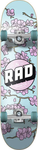 RAD Cherry Blossom Deskorolka Kompletna