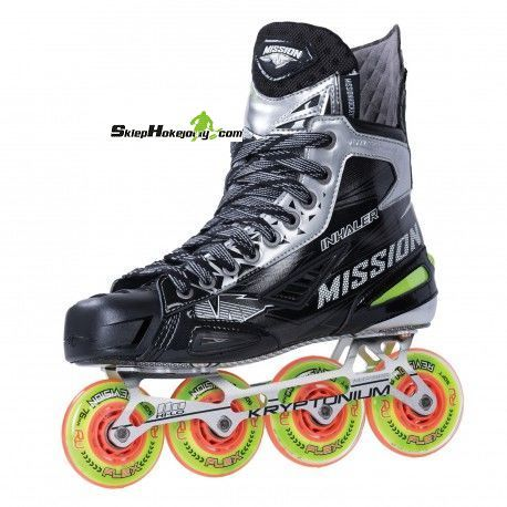 Rolki hokejowe Mission Inhaler NLS:01